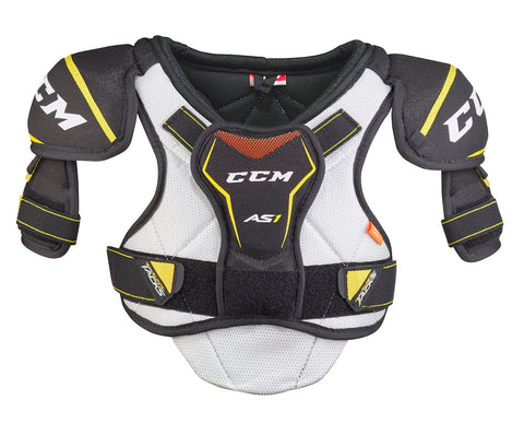 CCM SUPER TACKS AS1 YOUTH SHOULDER PADS