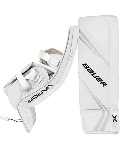 BAUER S19 VAPOR X2.7 JUNIOR GOALIE PAD