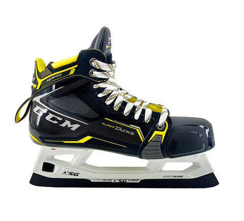 CCM TACKS AS3 PRO JR-INT GOALIE SKATE