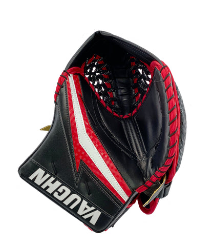 VAUGHN VELOCITY V9 XP PRO CARBON SR GOAL CATCHER W/7000 SINGLE T