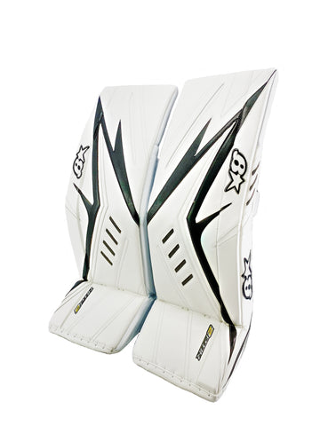 BRIAN'S OPTIK 2 PRO SENIOR GOALIE LEG PAD