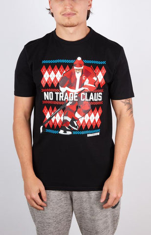 GONGSHOW NO TRADE CLAUS T-SHIRT