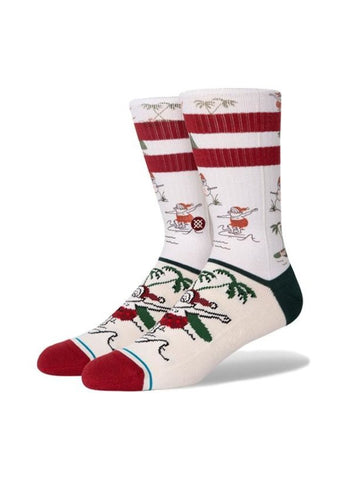 STANCE SANTAS DAY OFF SOCK