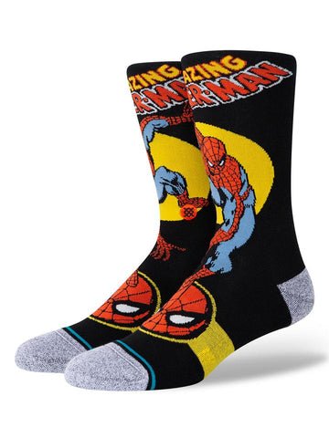 STANCE SPIDER MAN MARQUEE SOCK