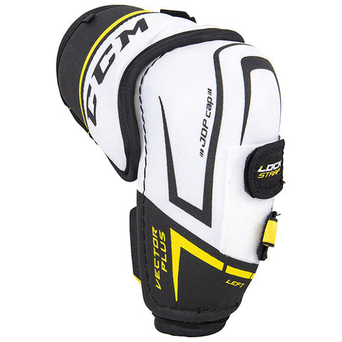 CCM TACKS VECTOR PLUS JUNIOR ELBOW PADS