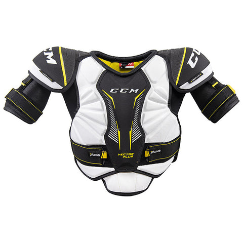CCM TACKS VECTOR PLUS SENIOR SHOULDER PAD