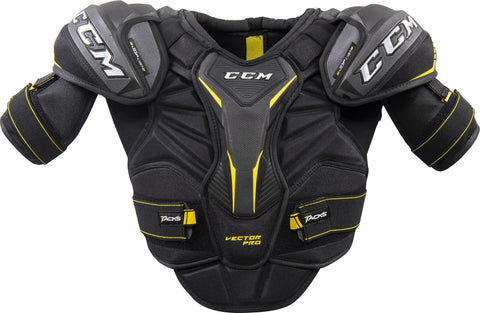 CCM TACKS VECTOR PRO JUNIOR SHOULDER PADS