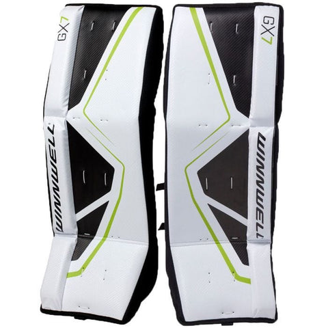 WINNWELL GX7 STREET HOCKEY GOALIE PADS