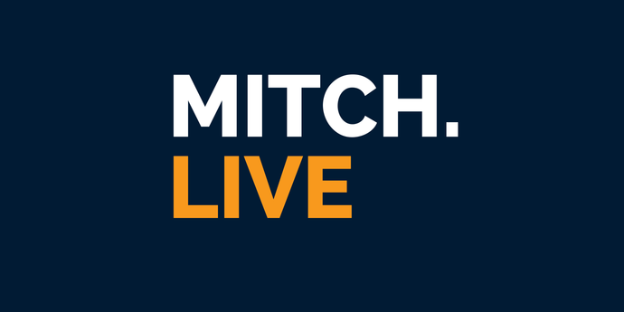 Mitch Live Sticker