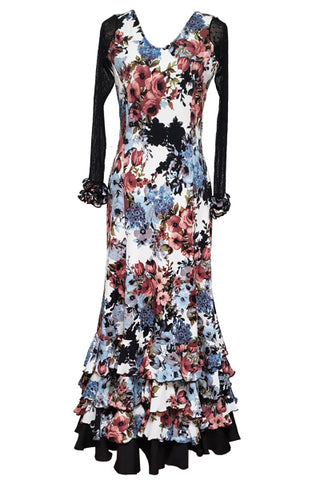 Flower dress Size M/L