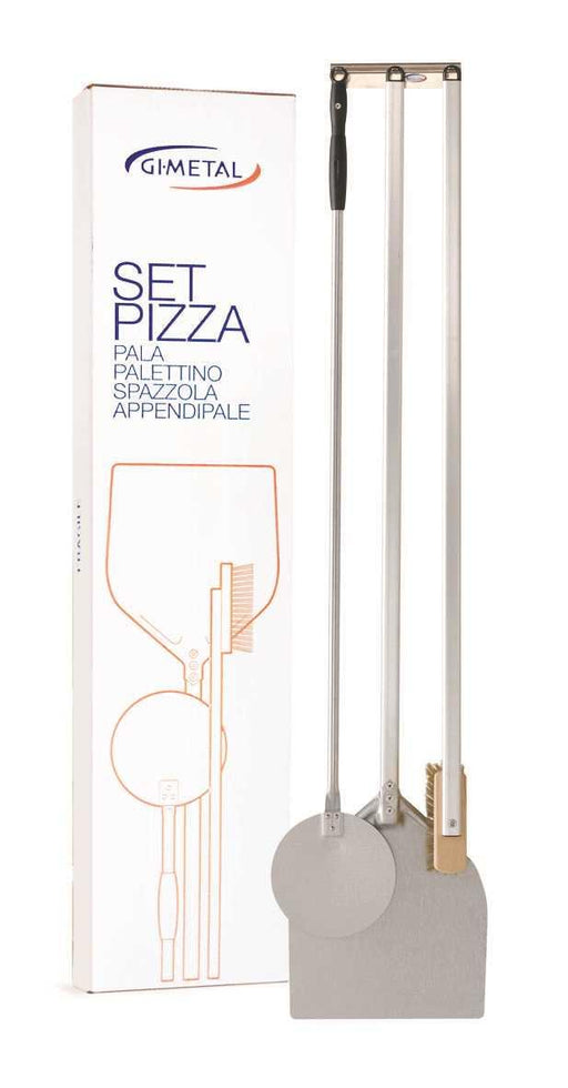 GI Metal - Pizza Set Residential Use - 4 pieces