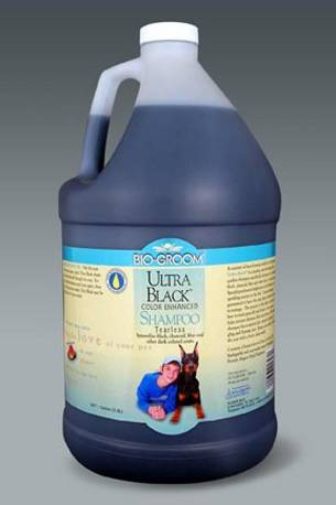 BioGroom Ultra Black Shampoo -gallon