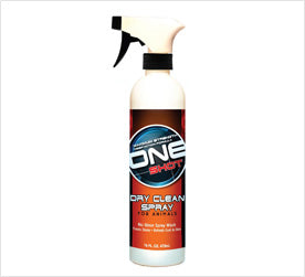 Best Shot One Shot Dry Clean Spray -16 oz