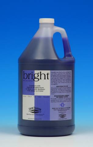 Show Season Bright Shampoo -Gallon