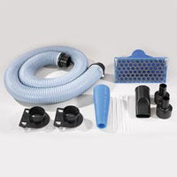 Double K 9000II dryer accessory kit