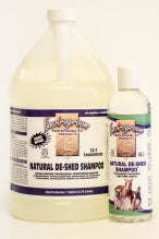 Envirogroom Natural De-Shed Shampoo-gallon