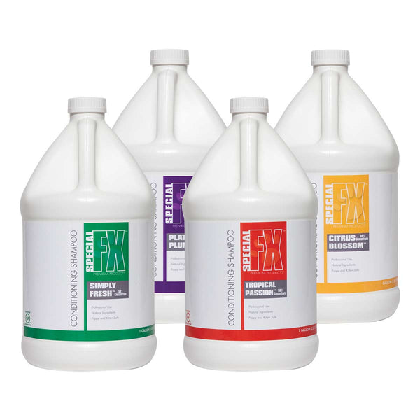 Envirogroom Special FX Face & Body Shampoo -gallon