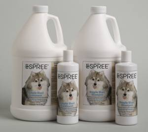 Espree Simple Shed Shampoo -gallon