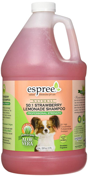 Espree Strawberry Lemonade Shampoo -gallon