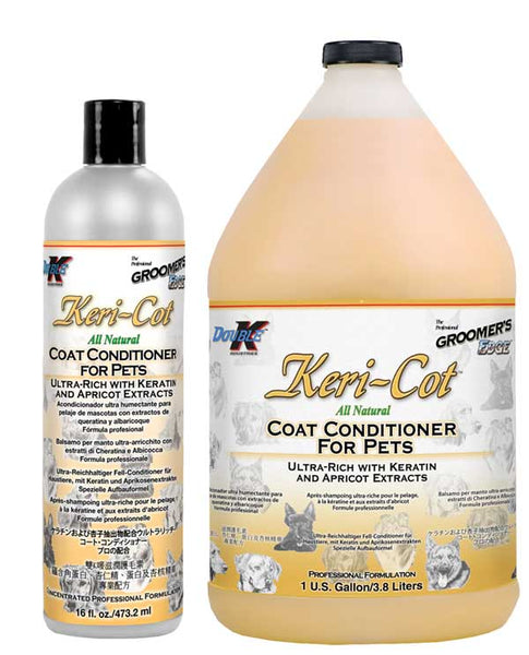 Groomer's Edge Keri-Cot Conditioner -gallon