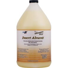 Groomer's Edge Desert Almond Shampoo Gallon