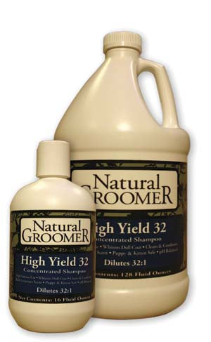 High Yield 32 Shampoo Gallon