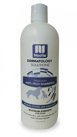 Nootie AntiItch Shampoo -16 oz