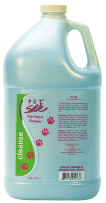 Pet Silk Rainforest Shampoo -gallon