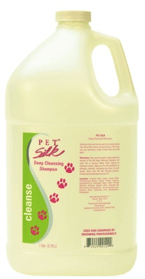 Pet Silk Deep Cleansing Shampoo -gallon