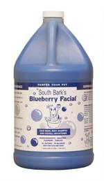 Blueberry Facial by South Bark -gallon