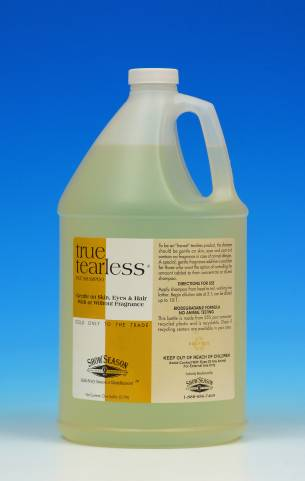 Show Season True Tearless Shampoo -gallon