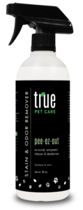 True Pet Care-Pee-EZ-Out Bamboo & Mint