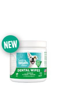 Tropiclean Dental Wipes 50 ct