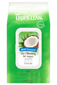 Tropiclean Ear Wipes -50 ct