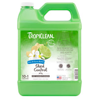 Tropiclean Lime/Coconut Shed Conditioner -gallon