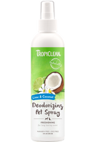 Tropiclean  Deodorizing Spray 8 oz