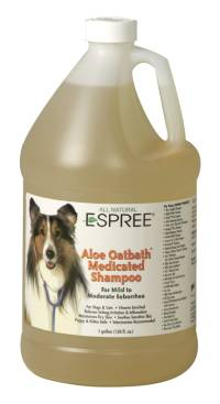 Espree Aloe Oatbath Medicated Shampoo -Gallon