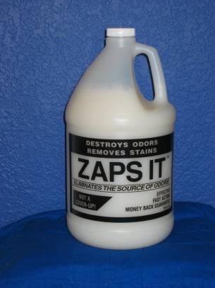 Zaps It! -gallon