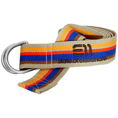 Elevenate Striped Belt