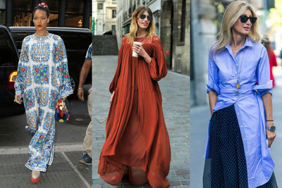 Summer 2017 Trends: Kaftans and Tunics