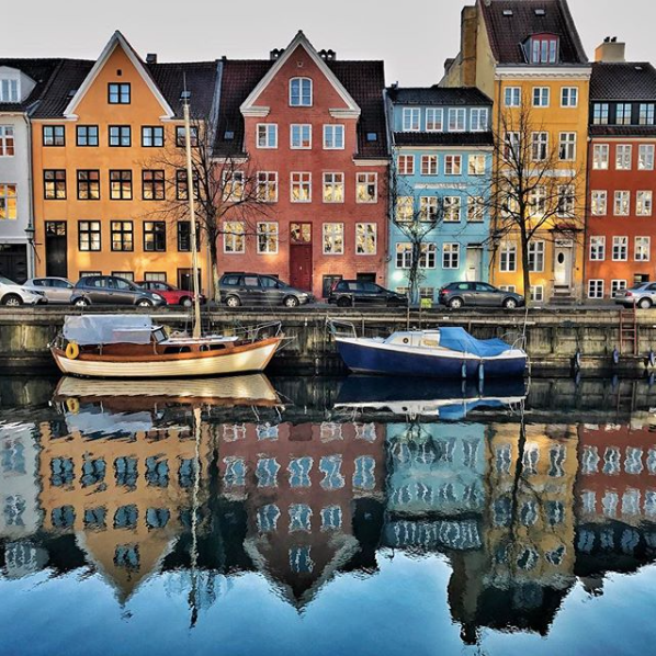 Instagram Guide to Copenhagen