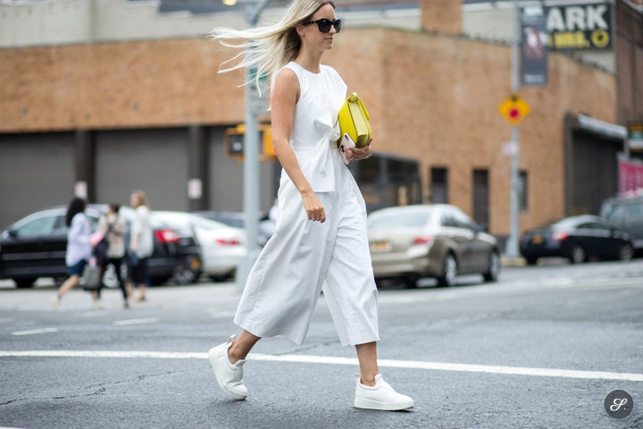 NEW SHAPES FOR SUMMER: CULOTTES