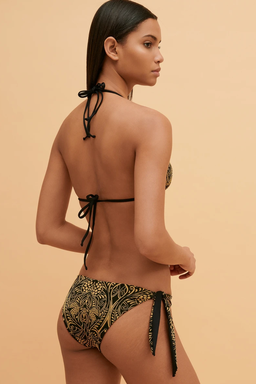 Cassiopeia Deacon Top and Semira Bottom Bikini