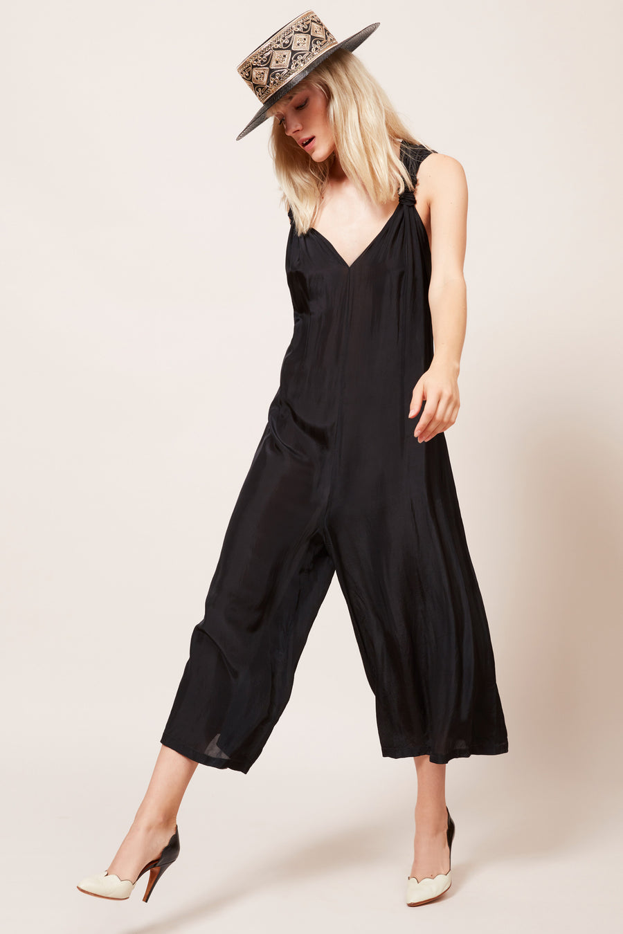 Hayati Overall in Black