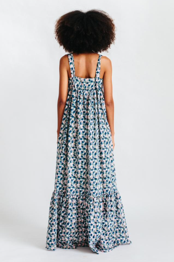 Newport Dress in Mosaic