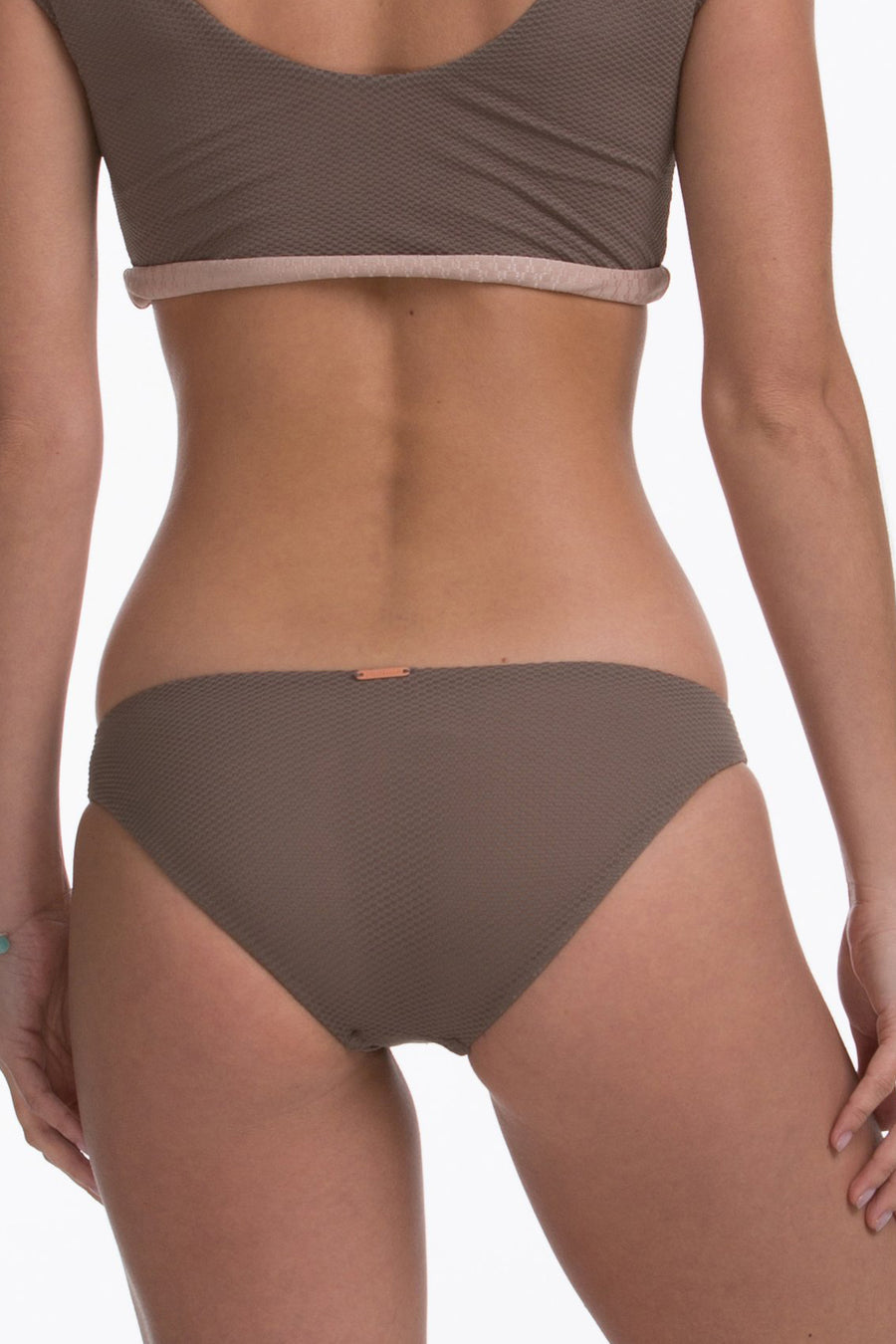 Lyra Top and Pandora Bottom in Olive