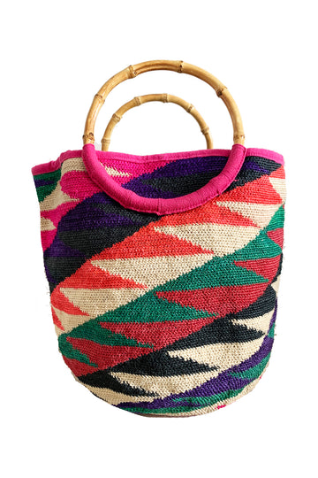 Camilla Bamboo in Multi Colour