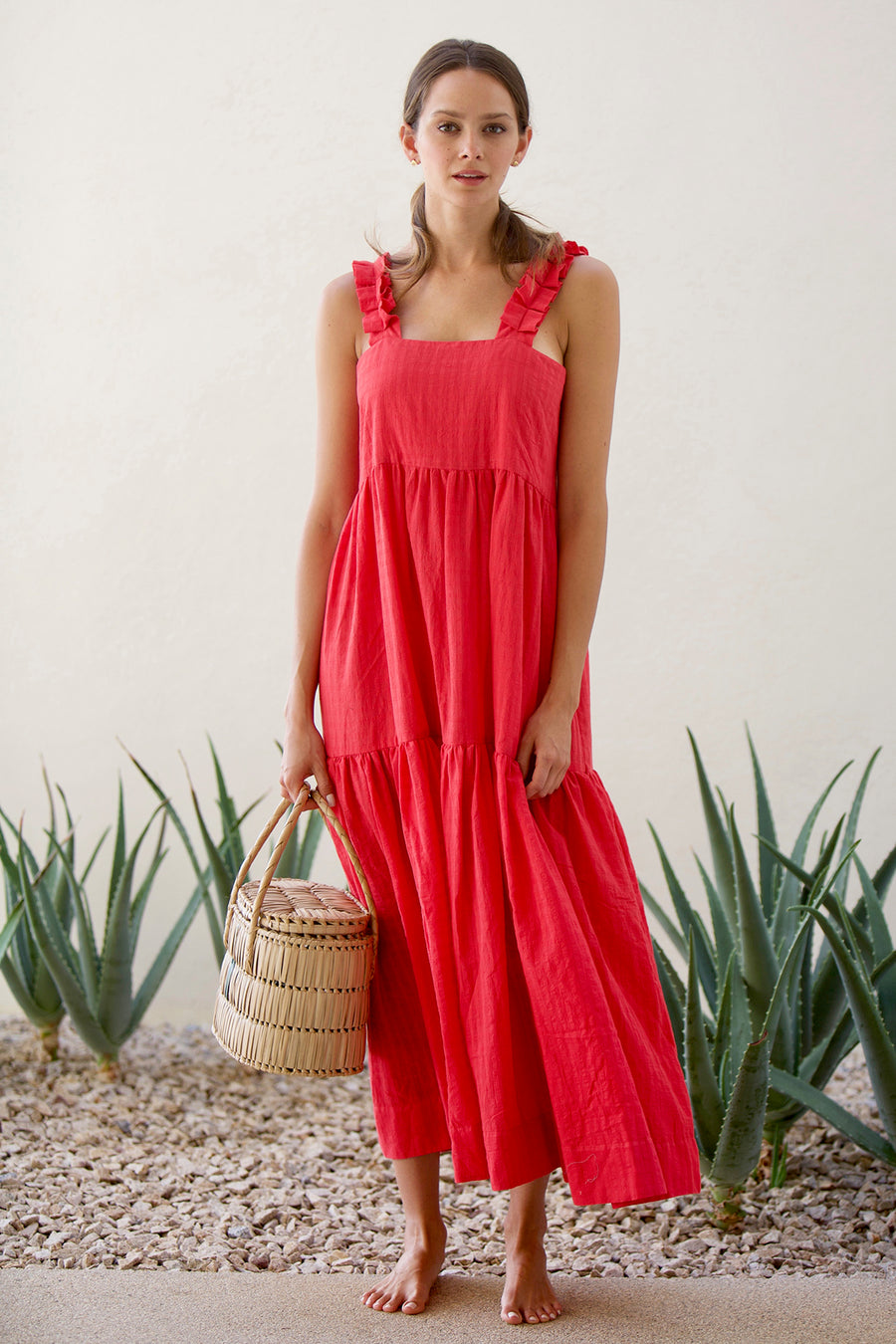Rio Dress in Grenadine