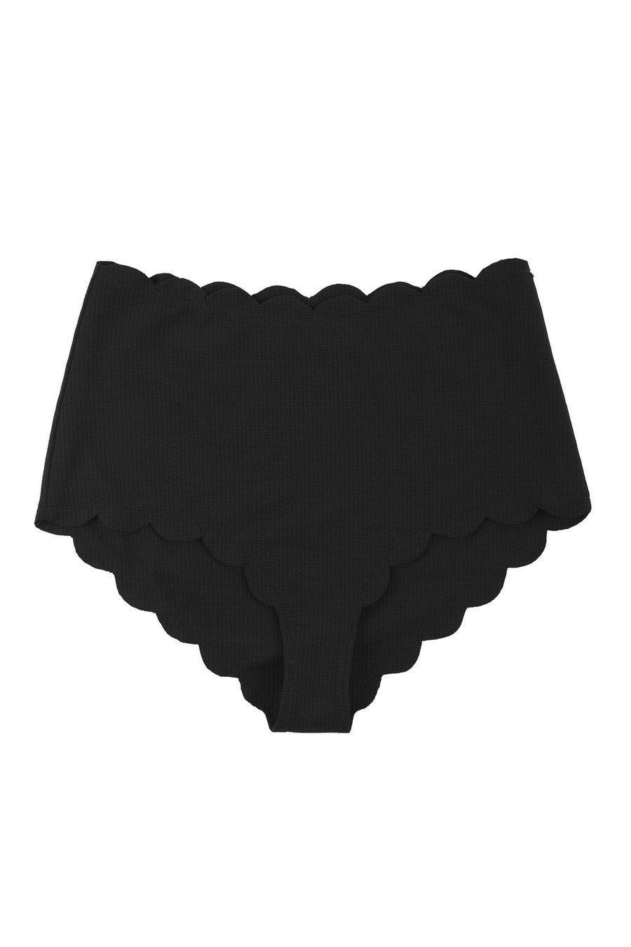 Palm Spring Bikini Bottoms in Black