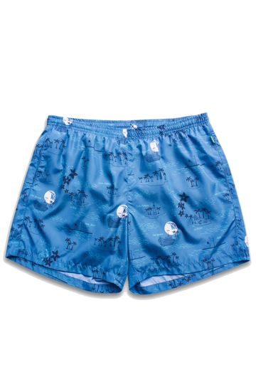 La Isla Runner Swim Trunk